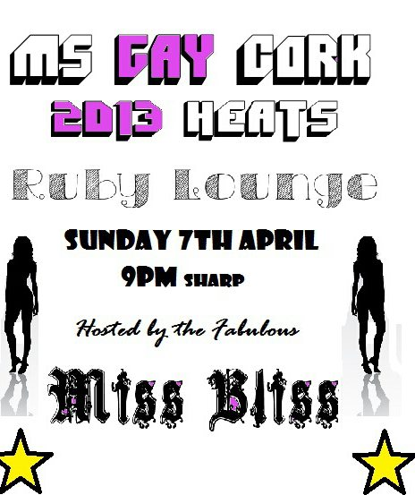 Miss Gay Cork 2013